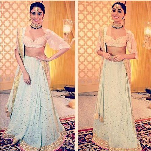 WEBSTA @ pakistanifashiondiary - @perniaq wearing @houseofkotwara ❤️❤️❤️