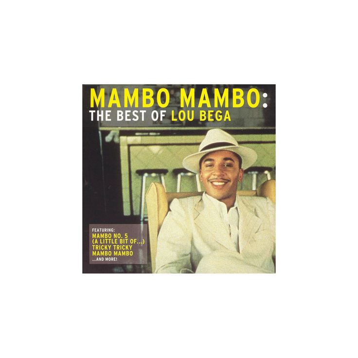 Lou bega - Mambo mambo:Best of lou bega (CD)
