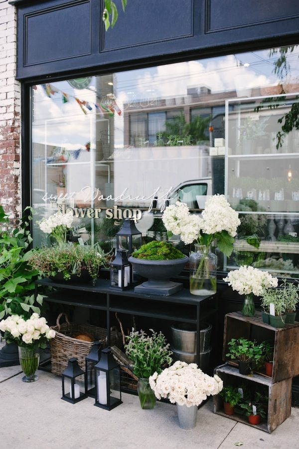 Sweet Woodruff Flower Shop, Toronto