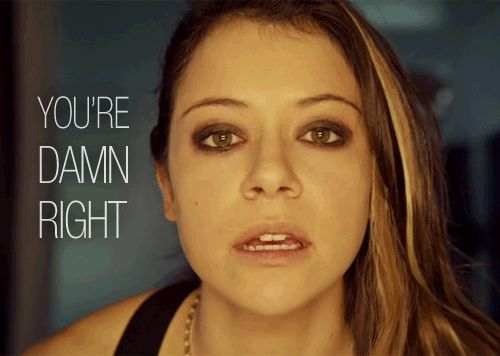 """The Five Stages Of Grief While Withdrawing From """"Orphan Black"""""""