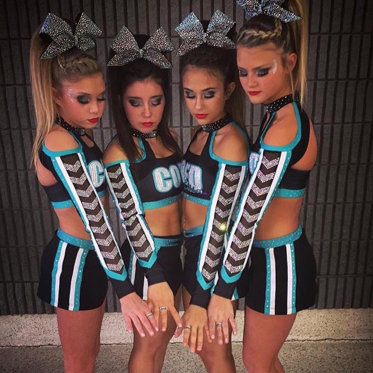 Cheer Extreme Coed Elite 2016 / pin from @beccaclarkkk