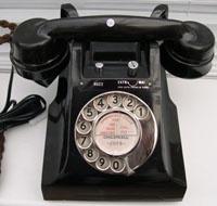 1940's Bakelite Telephone