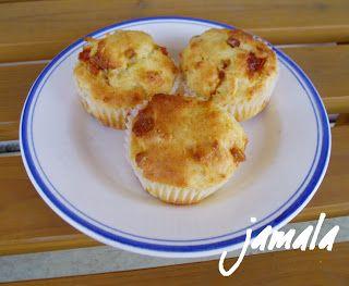 jamaly pečení: Tvarohové muffiny