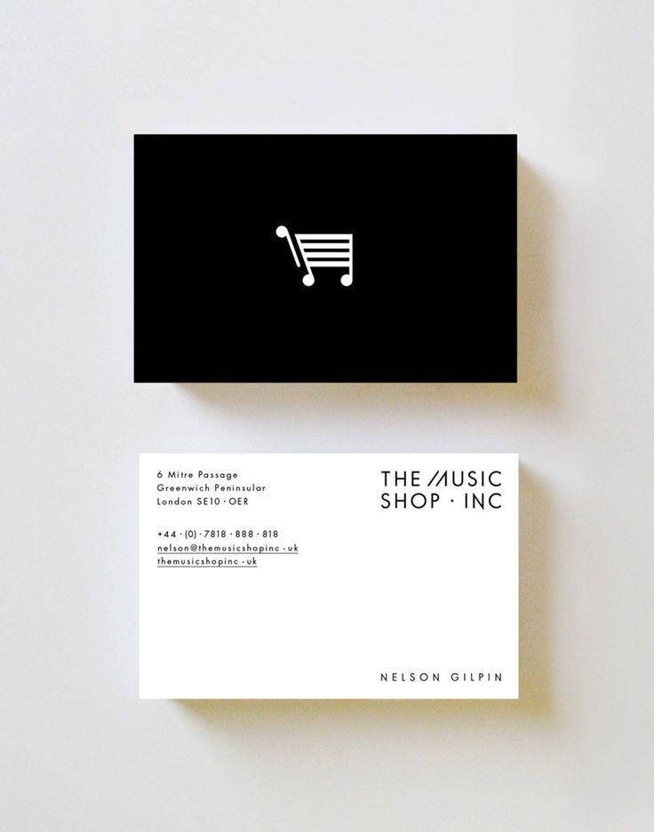 97 best Business cards design images on Pinterest | Visit cards ...