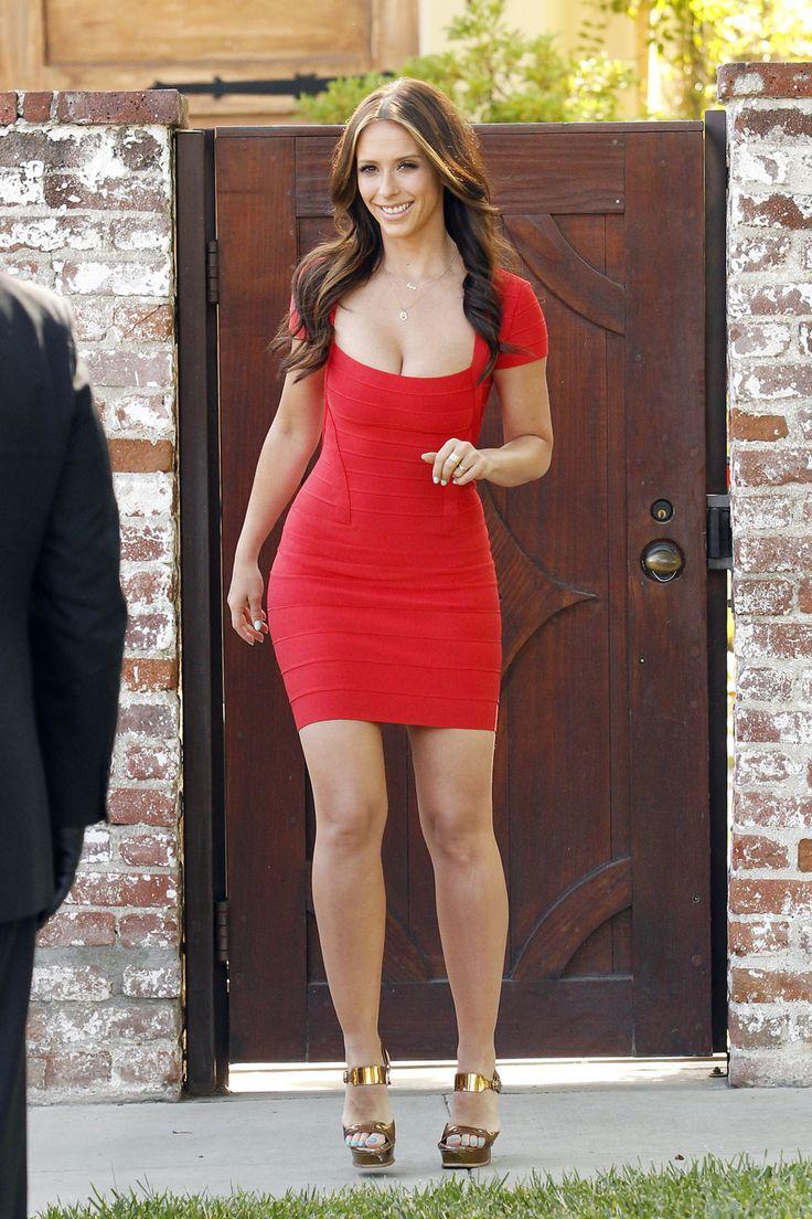 Толстые в обтягивающем платье фото