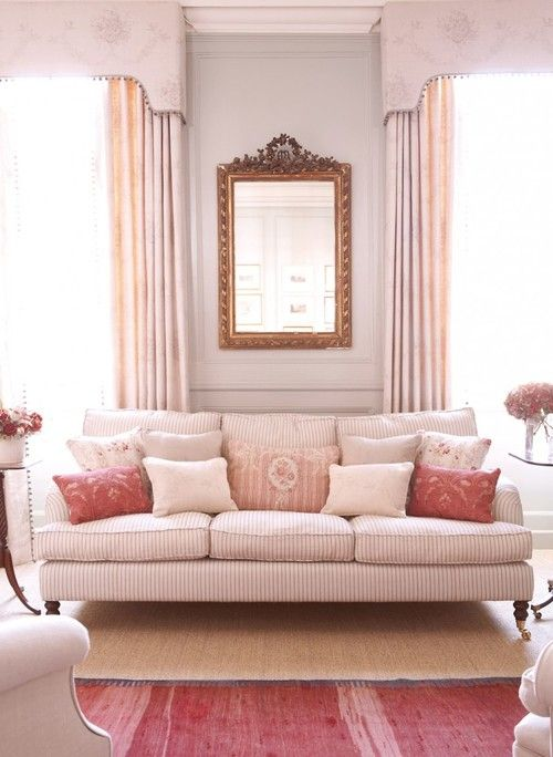 Decorating with Pink Sweet and Sophisticated Home Decor