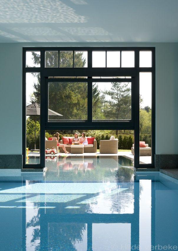 binnenzwembad, buitenzwembad, bouwkundig zwembad | De Mooiste Zwembaden