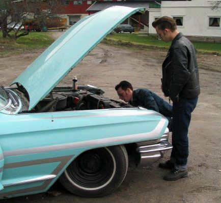 63 best cadillac love images on pinterest cadillac muscle cars morten hovlands 1961 cadillac kustomrama fandeluxe Image collections