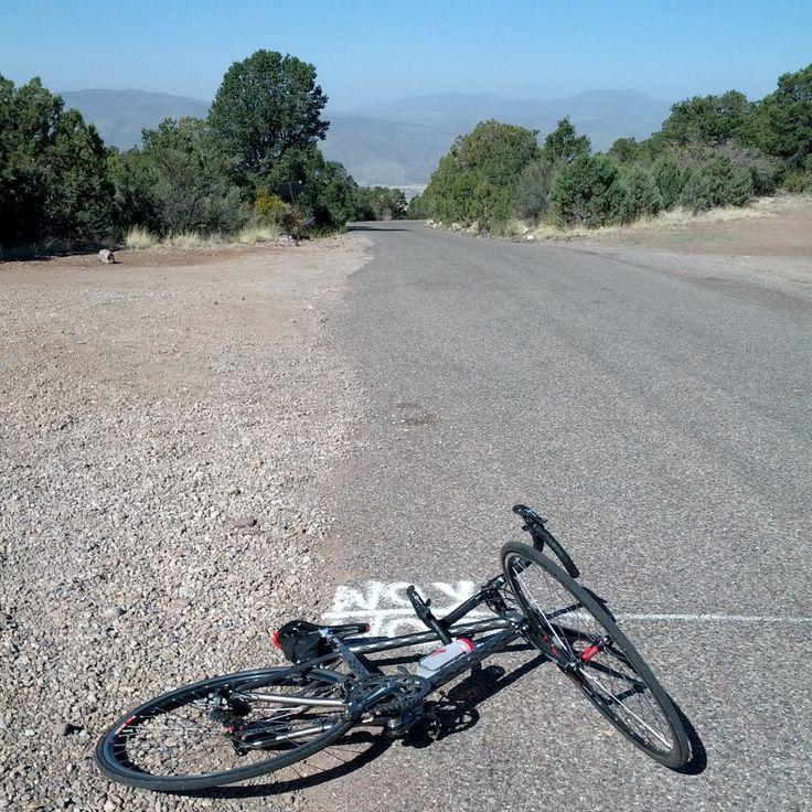 KOM Mogollon CLimb - Tour of Gila