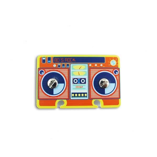 Organizador de fio Radio 80