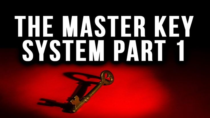 The Master Key System - Charles F. Haanel - Part 1 - Law of Attraction