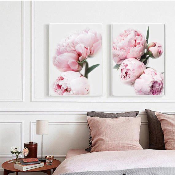 Peonies Print Peony Wall Decor Pink Peonies Print Wall Art Flower Print Peonies Photo Gift For Her Pink Peonies Print Decor Pink Wall Art
