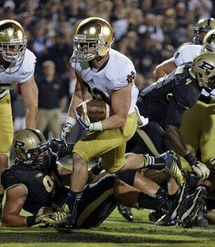 "Cam McDaniel. Like the Irish? Be sure to check out and ""LIKE"" my Facebook Page https://www.facebook.com/HereComestheIrish Please be sure to upload and share any personal pictures of your Notre Dame experience with your fellow Irish fans!"