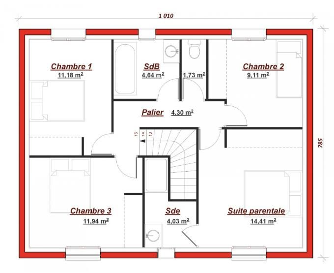 La Vendôme 125 est une parfaite interprétation moderne d\u0027un - Oeil De Porte D Entree