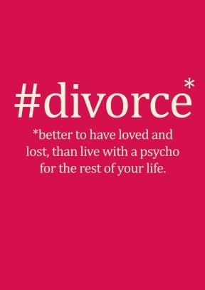 #divorce | Divorce Card | Scribbler Cards (Divorce Party)