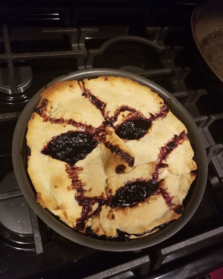 Leatherface Blueberry Pie Unknow Baker