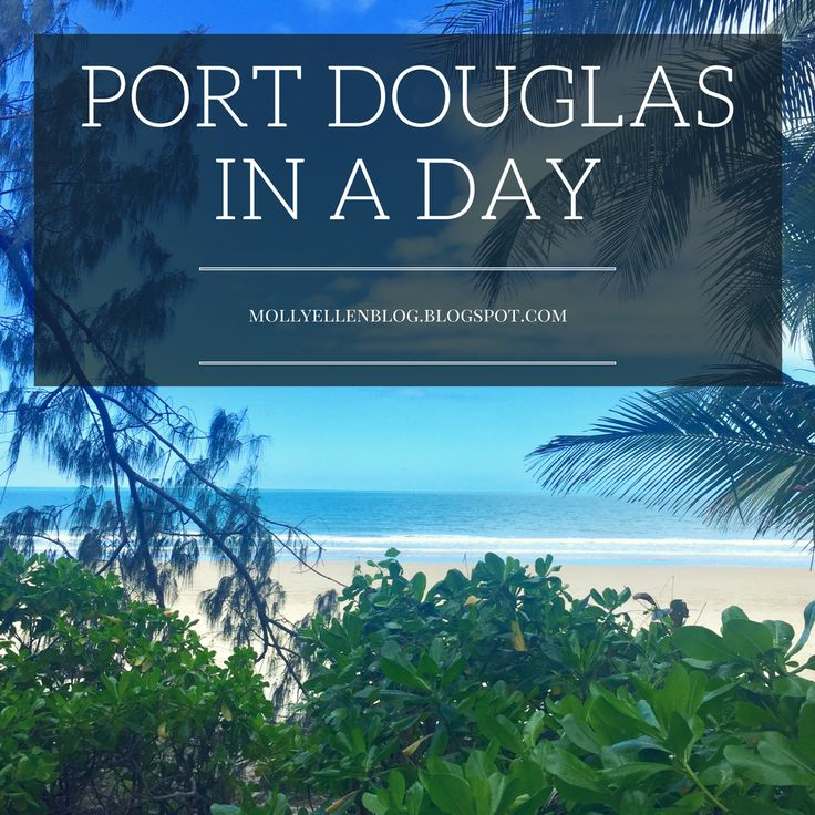 Port Douglas is by far the most gorgeous town, full of breathtaking spots and a four mile beach 😍🌴☀️
