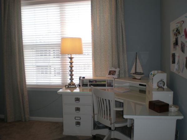 Pottery Barn Desk Home, Pottery barn desk, Home decor