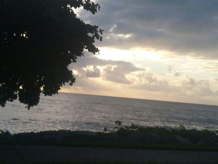 Beautiful trinity beach