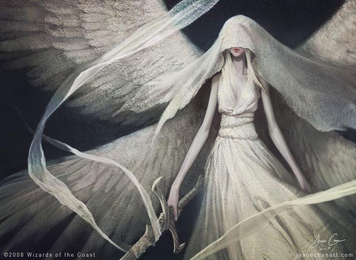 Shadowmoor Twilightshepherd by JasonChanArt on DeviantArt