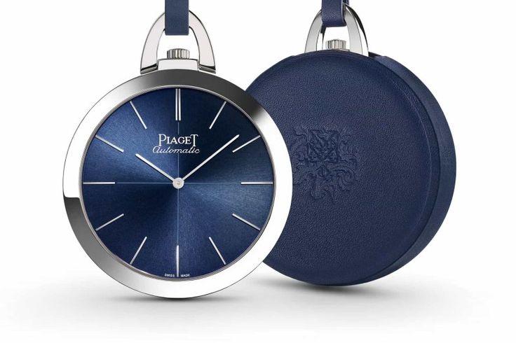 """""""Piaget Altiplano Pocket Watch"""" celebra 60 anos do relógio de bolso – WEB LUXO"""
