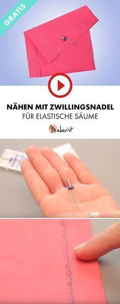 150 best Nähen images on Pinterest | Anleitungen, Nähideen und ...