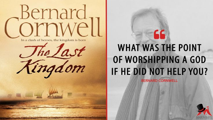 Bernard Cornwell: What was the point of worshipping a god if he did not help you?  More on: http://www.magicalquote.com/book/the-last-kingdom/ #BernardCornwell #TheLastKingdom