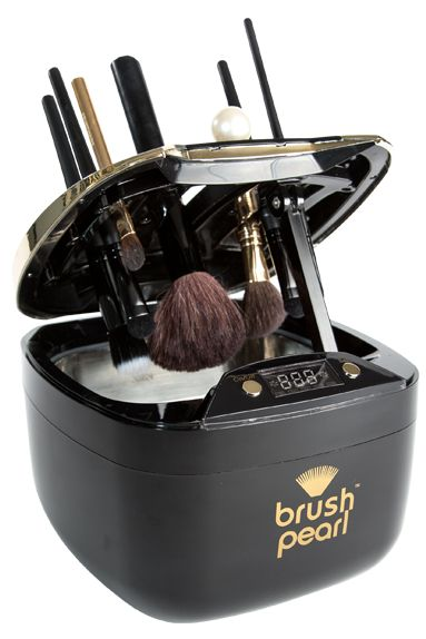 I didn't realize that they made something like this! I keep buying new brushes because I want to keep my face as clean as possible. I'll definitely look into getting a brush cleaner now.