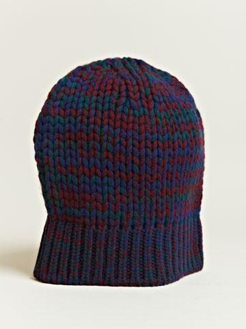 Jil Sander Women's Multi Yarn Cashmere Hat