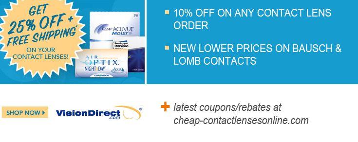 Vision direct coupon codes