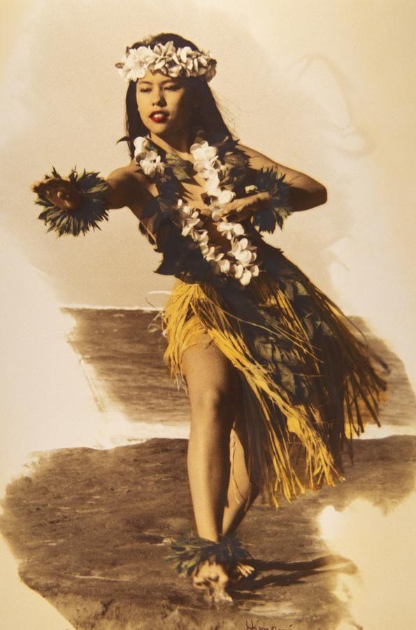 Vintage Hula 24