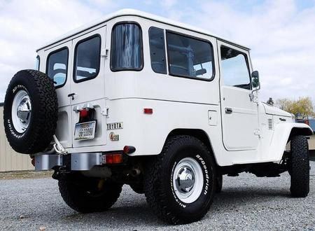225 best coches images on pinterest cars toyota fj40 and toyota 1983 fj40 ac ps white fandeluxe Images