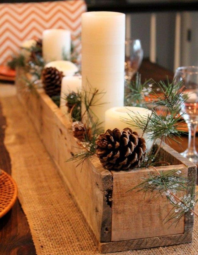 Una Navidad sin velas, no es Navidad. 18 ideas luminosas para tu centro navideño