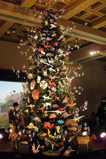 Creative Christmas Tree Ornaments   Handmade Ornaments