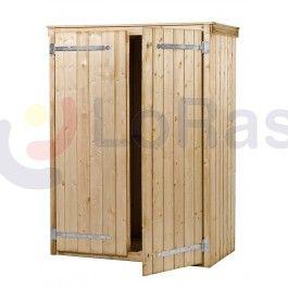 Tuinkast Zonnebloem Tuinkast Zonnebloem is een handige brede tuinkast met volop opbergruimte, de opbergkast is gemaakt van geïmpregneerd vuren rabatdelen die op een stevig raamwerk gemonteerd zijn. De houten tuinkast heeft dubbele deuren, op één deur is een slot aangebracht, het platte dak wordt afgewerkt met EPDM-rubberfolie. Afmetingen Binnenafmetingen: 187 x 134 x 65 Benodigde ruimte om kast te plaatsen: BxD 141 x 78 cm (dakafmetingen) Diepte bij openstaande deuren: 144 cm. Dikte…