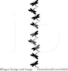 Image Result For Celtic Dragonfly Silhouette Clip Art Dragonfly Clipart Dragonfly Drawing Dragonfly Art