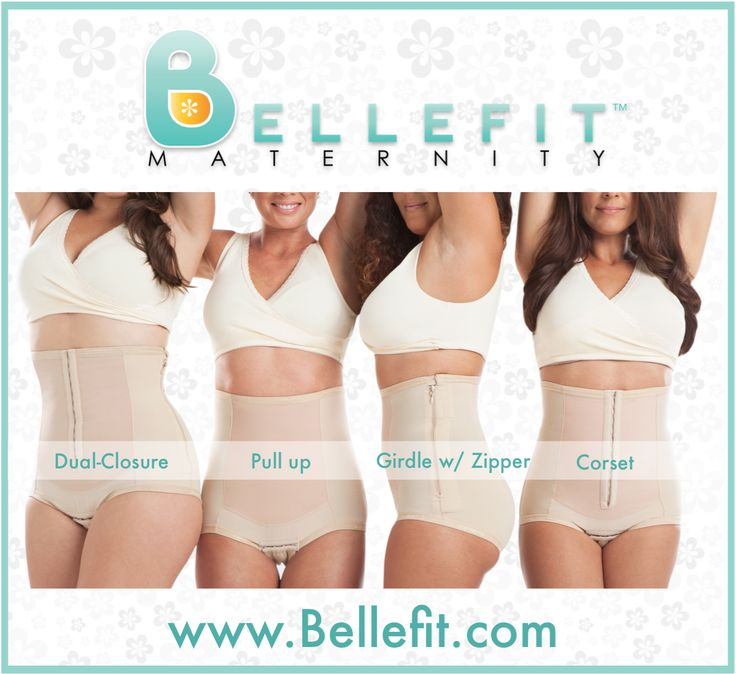"Recover Your Post Baby Body with Bellefit! Women who wear Bellefit after giving birth say that Bellefit helps them feel ""together, aligned and well-supported."" Bellefit® is the Leading Brand of Medical-Grade Post Pregnancy Girdles & Corsets for Women Recovering from C-Section & Natural Birth. Click on the link to see which Bellefit is right for you!"