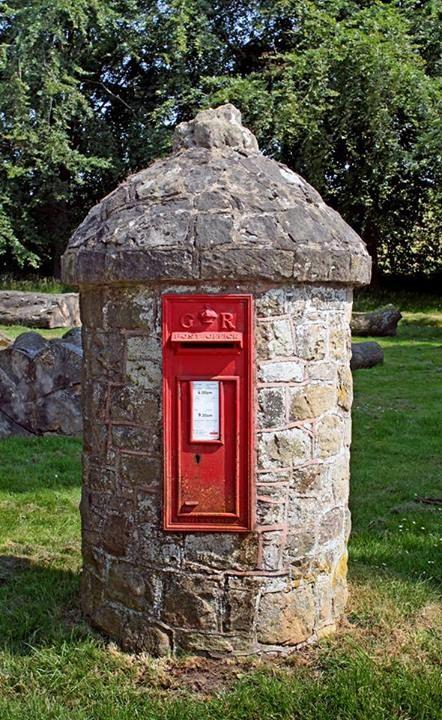 Leuke mailbox.