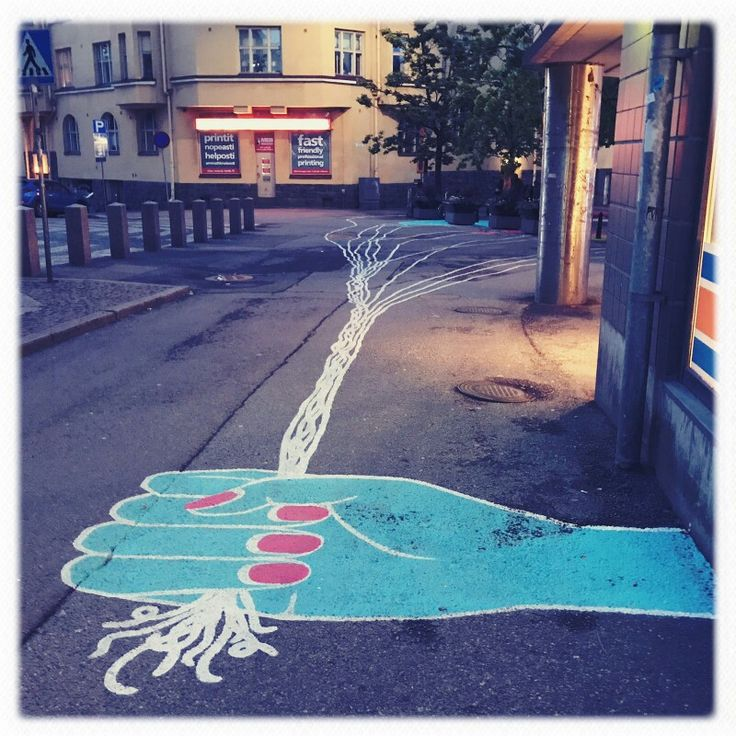 Street art Helsinki