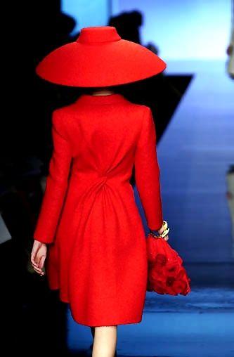 Valentino red coat 2000                                                                                                                                                                                 More