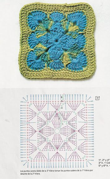 Squares with diagrams, page #22