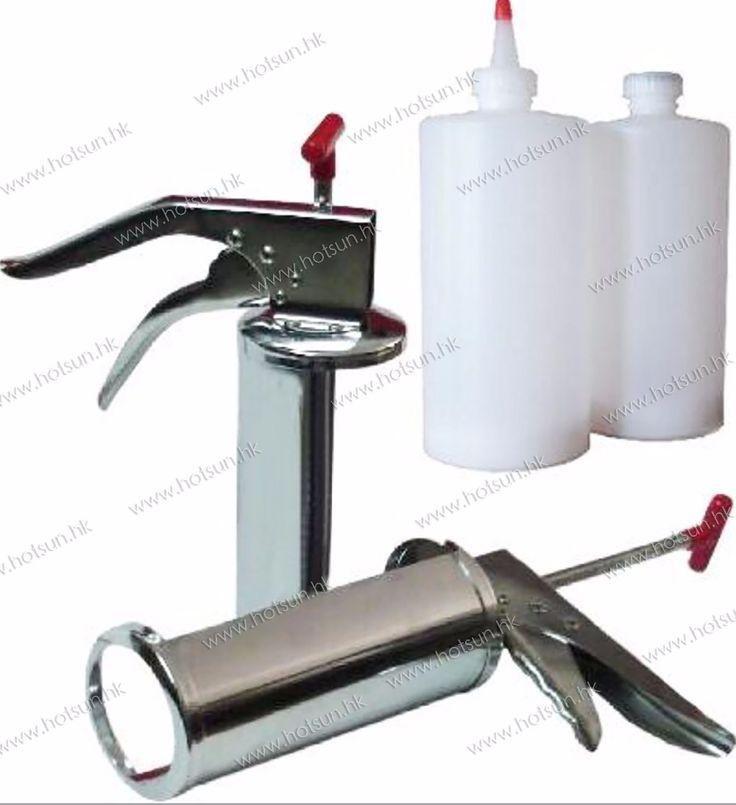 58.00$  Watch here - http://aliqmu.worldwells.pw/go.php?t=32654025849 - 700ml Manual Churros Filler Filling Machine