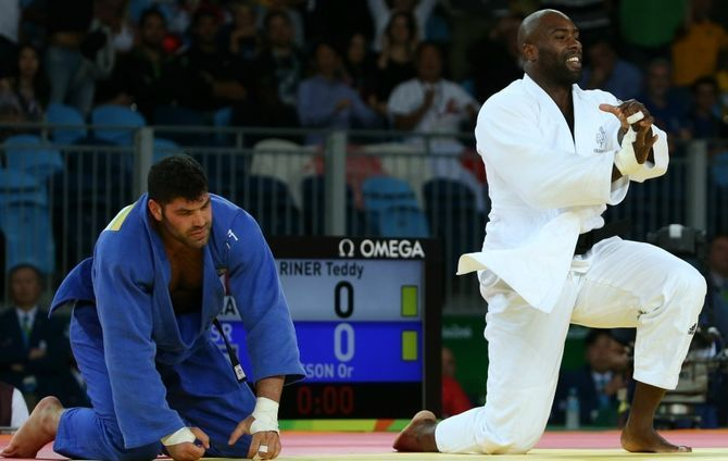 +100kg: Riner double champion olympique !