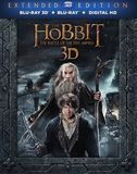 The Hobbit: The Battle of the Five Armies [3D] [Blu-ray/DVD] [Blu-ray/Blu-ray 3D/DVD] [2014]