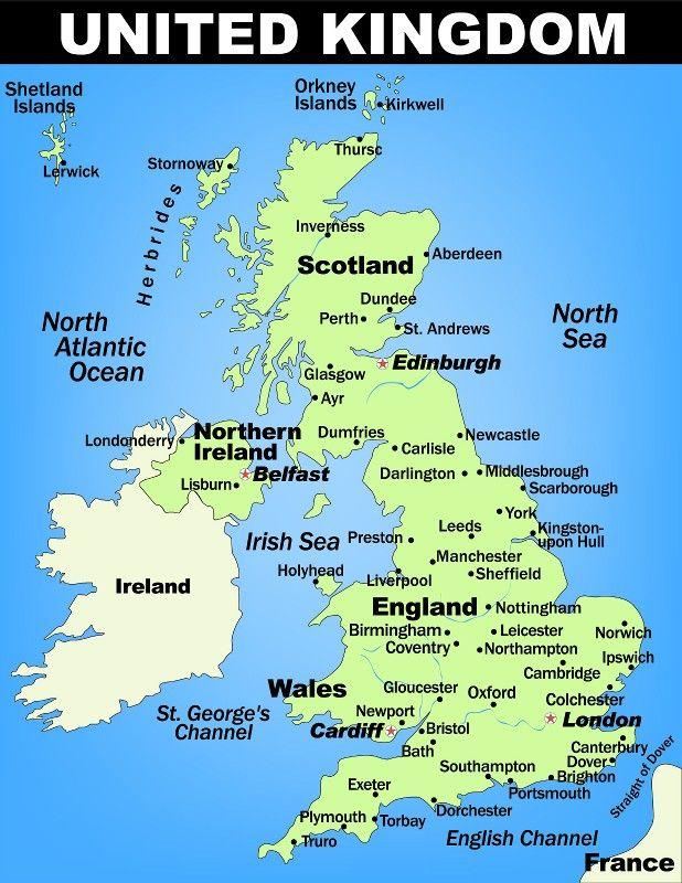 Spojené království - Fred - Nechte se inspirovat
