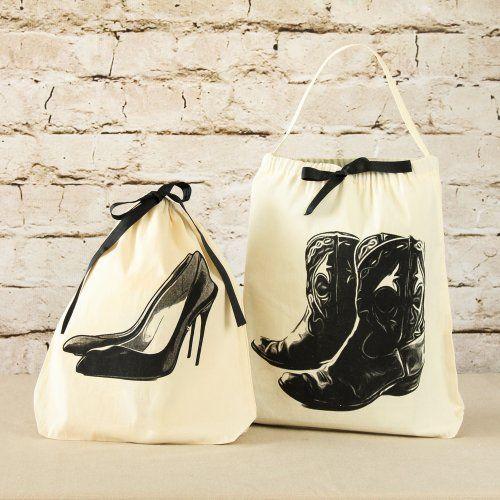 Travel Shoe Bag by Beau-coup