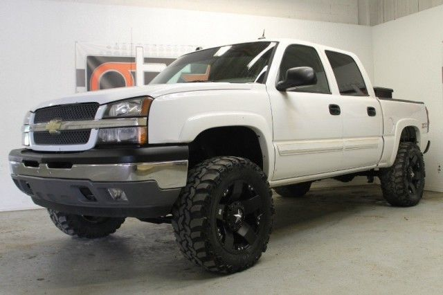2005 chevy silverado 1500 crew cab lifted - Google Search