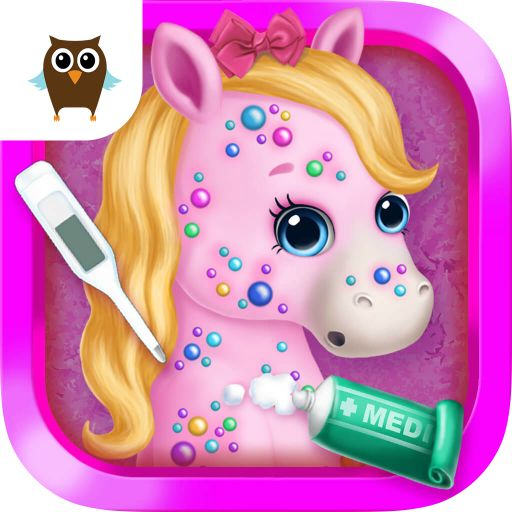 Pony Sisters Pet Hospital FULL