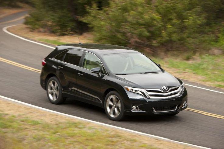 Essai - Toyota Venza 2014: Mélange des genres - V - Auto