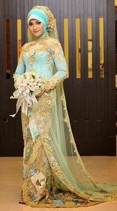 5 Model Kebaya Muslim Modern